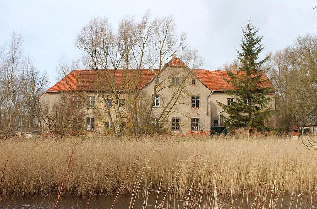 Nutzungskonzept für die Wasserburg Divitz