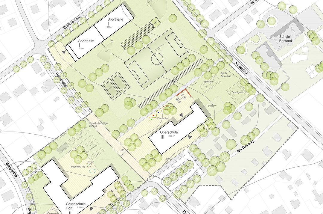 Neuenhagen Schulstandort