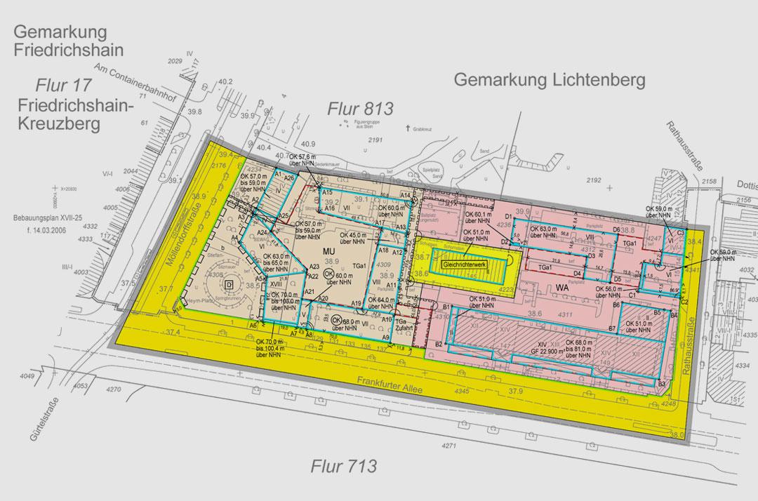 Bebauungsplan Lichtenberg